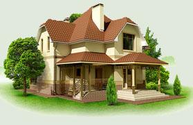 Строительство частных домов, , коттеджей в Пензе. Строительные и отделочные работы в Пензе и пригороде